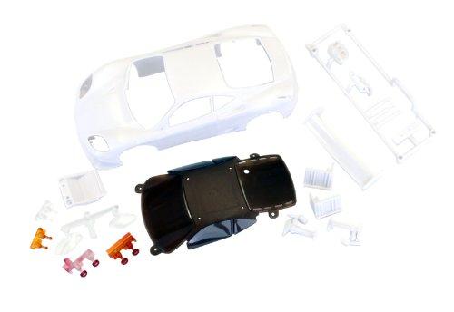 Ferrari 360GTC White Body Set (unpainted) MZN117 (japan import) by Kyosho