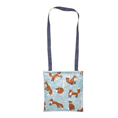 foraging Fox hule bolsa de Peg