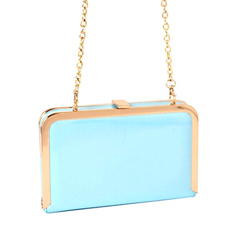 Women Crossbody Blue Shoulder Bag Purse Handbag Clutch for Evening xwR0Oq6wt7