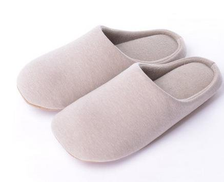 thickened white and women slippers floor cotton skid men men winter home Autumn and indoor home anti shoes SFEqd
