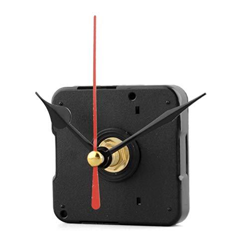 (Clock Parts & Accessories - Red Stitch Movement Quartz Clock Mechanism Repair Diy Kit Without Hook Shipping - Movement Mechanism Clock Repair Quartz Parts)
