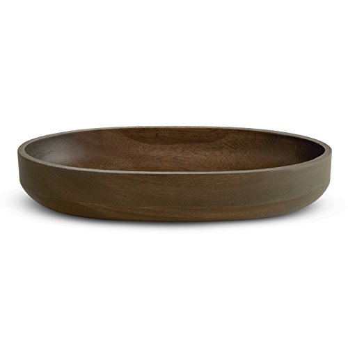 Wedgwood Oval Plates (Wedgwood Vera Gradients Wood Oval Bowl, 12