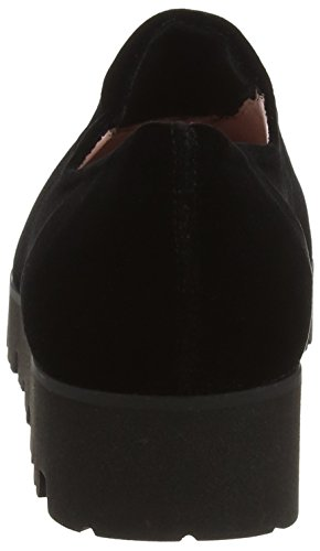Pretty Ballerinas Charlize - Zapatillas de Ballet Mujer Black (Dioni Negro)