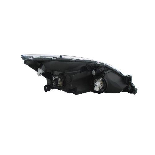 TYC 20-6362-00 Honda Accord Left Replacement Head Lamp