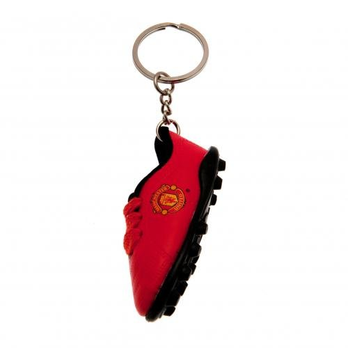 Manchester United F.C Boot Keyring Official Merchandise