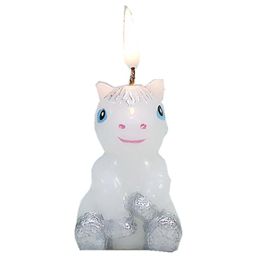 Birthday Candles Cake Topper Cake Decorations Cartoon Animal Party Decorations for Birthday Parties (Little (Horse Mask Price)