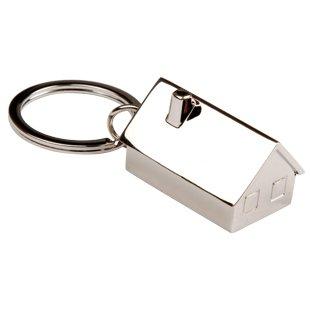 Cute Mini House Keychain