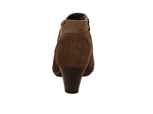 Britie Bottines Mephisto Boots Gris Femme PUw64O
