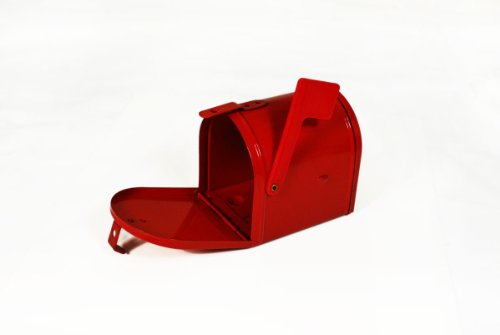 Mini Red Tin Mail Box Trinket Valentie's Day Christmas Decoratin Candy Small (Mini Mailbox)
