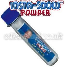Be Amazing! Toys Insta-Snow Test Tube