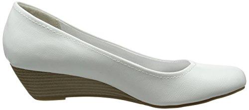 Marco Blanc Femme Compensées 100 Tozzi 22308 White Sandales r1qwHrvxZ