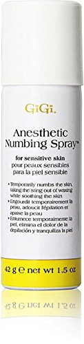 GiGi Anesthetic Numbing Spray 1.5 oz
