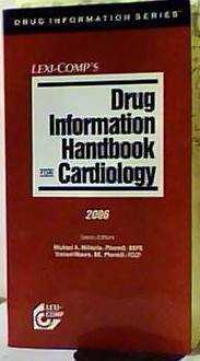 Download Lexi-Comp's Drug Information Handbook for Cardiology 2006 PDF