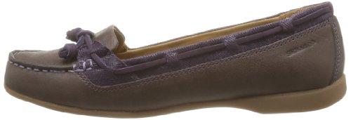 Marron US Marron 5 Brown Braun EU 35 Violet bootsschuhe pour Lace Femme Sebago Felucca UwBCX1qx