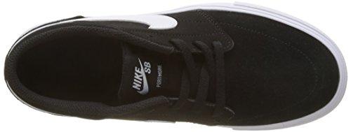 010 EU Black Shoes Gs Portmore Sb Blackwhite Skateboarding 6 Ii UK Boys Nike 40 SxYOznqw0I