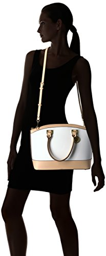 Anne-Klein-New-Recruits-Large-Dome-Satchel-Bag