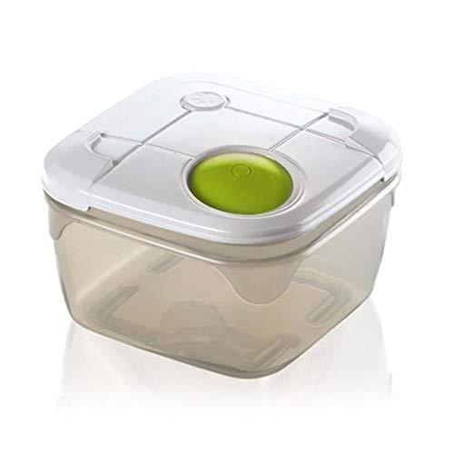Gio Style recipiente para microondas Dual 1,5 L: Amazon.es ...