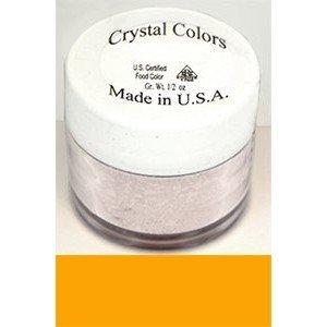 Crystal Colors Powder Colour & Dusting Powder - Sunburst