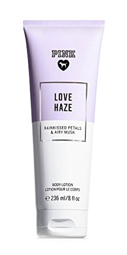 Pink Love Haze Scent Rainkissed Petals & Airy Musk Fragrant Body Lotion 236 ml/8 fl oz
