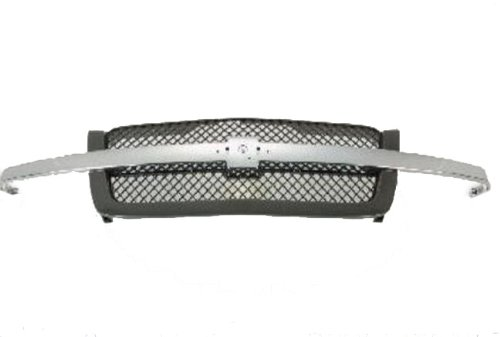Chevrolet Pick Up Truck 03-07 Front Grille Car Chrome - Gray (07 Front Grille Car)