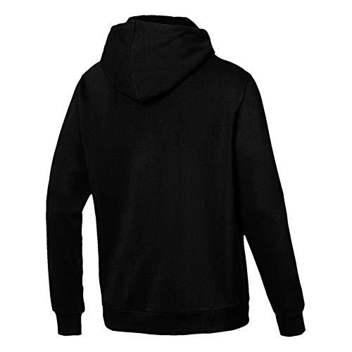 Big Tr Homme shirts Logo Sweat Black Puma Hoody puma Ess Noir 1xwtqE4P