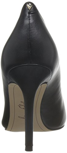 Black Escarpins Edelman Femme Hazel Sam Noir Leather dXxOE88wq
