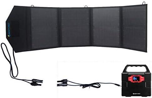 ACOPOWER Solar Generator 150WH Kit with 50w Solar