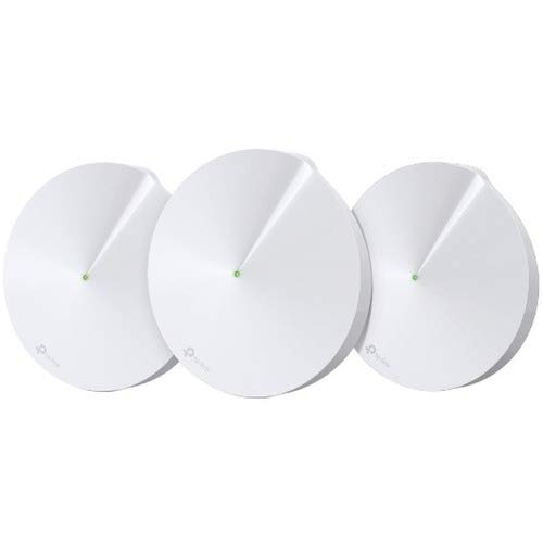 TP-Link Deco Whole Home Mesh WiFi System - Homecare Support, Seamless Roaming, Dynamic Backhaul, Adaptive Routing, Up to 5,500 sq. ft. Coverage (M5)