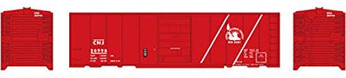 - Athearn HO 40' Box Car Single Door CNJ #20998