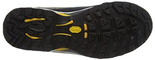 Dachstein Grau Preber Cuero Mujer de Gris Senderismo y DDS Trekking 4043 Black Taupe LC Zapatillas de ffawUnr7