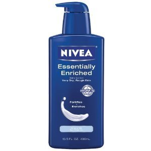 Nivea Body Essentially Enriched Lotion 16.9 oz. Bonus (Pack of 12)