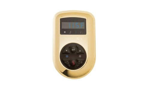 THERMASOL SEC-PG Enviroment Signature Environment Contemporary Control - Polished Gold,
