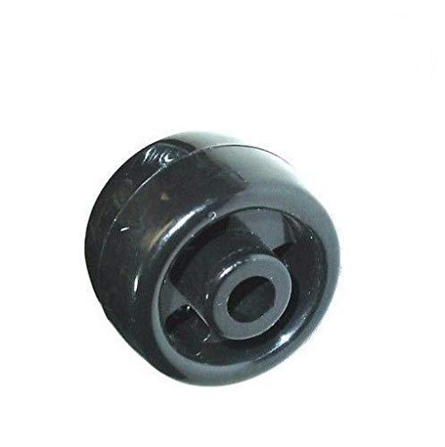Universal Pallet Jack Hard Nylon Bump Wheel (250# Cap.) 2