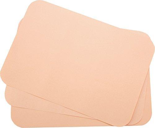 NRG Tray Cover B, 8.5''x12.25'' Box/1000 (Peach)
