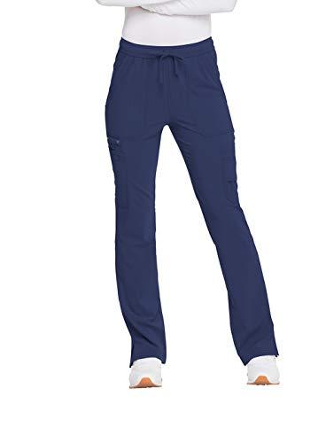 Bootcut Skirt - Women's Advance Mid Rise Boot Cut Drawstring Scrub Pants