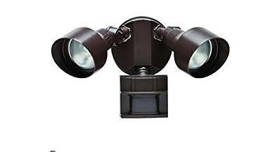 Defiant 110 Degree Motion Security Light Bronze