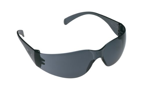 3M 11330 Virtua Anti-Fog Safety Glasses, Gray-Frame, Gray-Lens
