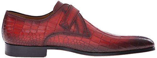 Magnanni Hombres Mateen Oxford Red