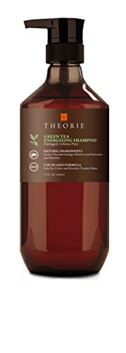 Theorie Green Tea Energizing Shampoo, 27 fl.oz. (Torch Tea)