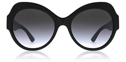 Dolce & Gabbana Uv Protection Sunglasses (Dolce & Gabbana Women's 0DG4320 Black/Smoke Gradient One Size)