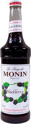 Monin Blackberry (MONIN BLACKBERRY SYRUP, 750 ML Bottle)
