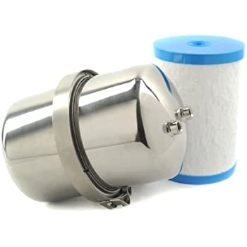 Multi-Pure MP1200EL NEWEST MODEL Capacity-Metered Under-Sink Water Filter - Includes Capacity-Metered Faucet