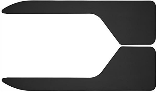 Husky Liners 17049 Universal Fit Long John Flare Flap - (Black) (15' Wide - 36' Length)