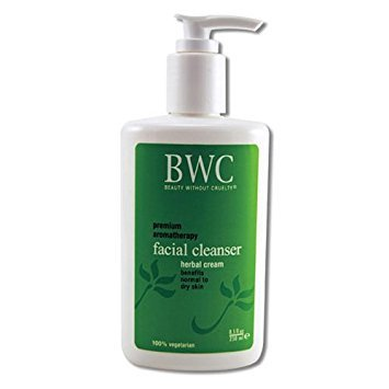 Bwc Facial Cleanser - Beauty Without Cruelty - Beauty Without Cruelty Facial Cleanser Herbal Cream - 8.5 Fl Oz - Pack Of 1