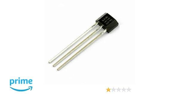 5pcs SS41F 41F//0H41//SH41//S41 Bipolar Hall Effect Position Sensors SIP-3