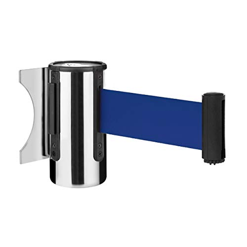 Barrier System Rope - DuraSteel Crowd Control Wall Barrier - Wall Mount 96