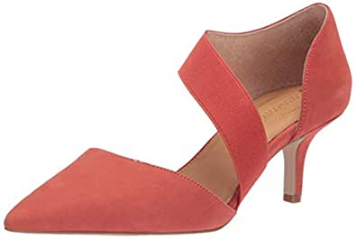 Corso Como Womens CC-Denice Denice High Heel Red Size: 5