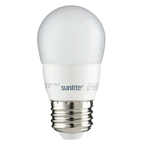 sunlite-a15-led-5w-d-fr-30k-cd-a15-led-appliance-5w-light-bulb-dimmable-5-watt-35wequivalent-light-b