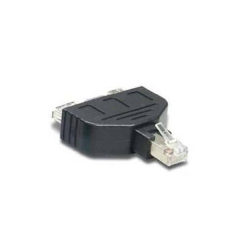 TRENDnet USB and FireWire Adapter for TC-NT2, TC-NTUF