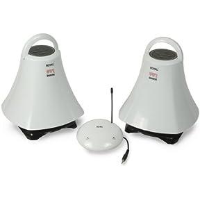 Royal Machines WES 2000 900 MHz Wireless Indoor/Outdoor Speaker